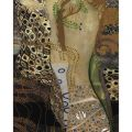 Gustav Klimt - Sea Serpents IIb