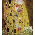 Gustav Klimt - The Kiss II
