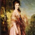 T.Gainsborough - Madame Lowndes Stone