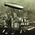 Susan City - The Hindenburg Airship, 1936