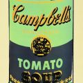 Andy Warhol - Campbell´s Soup II