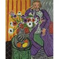 Henri Matisse - Purple Robe and Anemones, 1937