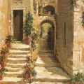Jerry Georgeff - Provence Arch II